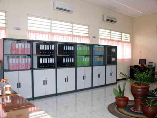 Interior Kantor BDI Reg. IV Yk