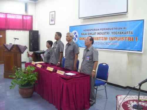 Diklat Sistem Industri 2010