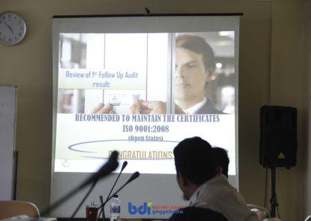 Closing meeting dan kesimpulan audit ISO 9001:2008