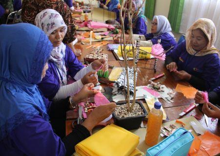 Pelaksanaan praktik oleh peserta (3)