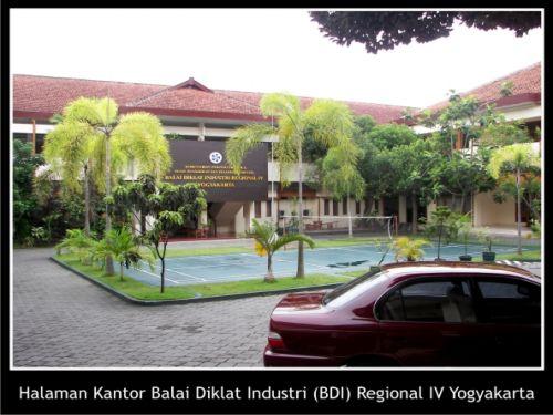 Kantor BDI Reg. IV Yogyakarta 2011