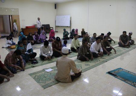 Buka bersama keluarga besar BDI Yogyakarta (11 Juli 2014)