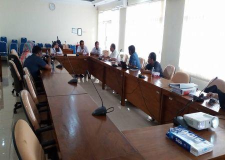 Kunjungan dan Studi Banding  PPSDK Kemendag di Balai Diklat Industri Yogyakarta