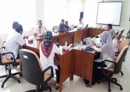 Perwakilan dari Pusat Pengembangan Sumber Daya Kemetrologian Kementerian Perdagangan, Bandung