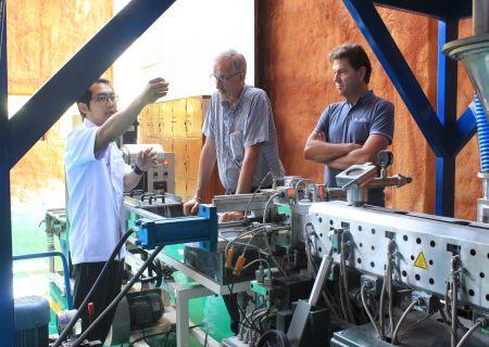 Kunjungan PT. Resindo Belanda di Balai Diklat Industri Yogyakarta