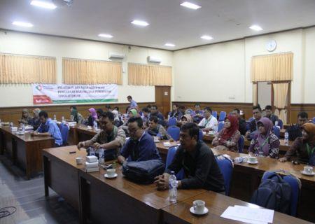 Suasana ruang Borobudur saat pelatihan berlangsung