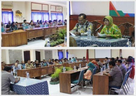 Temu Asosiasi Industri Plastik dan Sosialisasi Aturan Pegawai BDI Yogyakarta