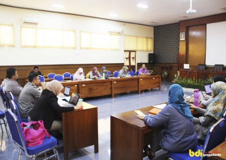 FGD Tindak Lanjut Program Pelatihan Diklat Plastik Berbasis Kompetensi (11/2)