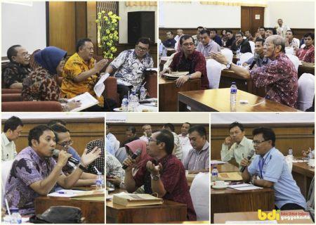 Kegiatan Temu Industri Plastik Balai Diklat Industri Yogyakarta (10/2)