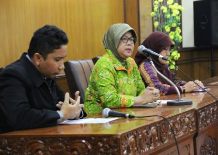 Penutupan ToT Metodologi Pelatihan Berbasis Kompetensi oleh Kepala BDI Yogyakarta