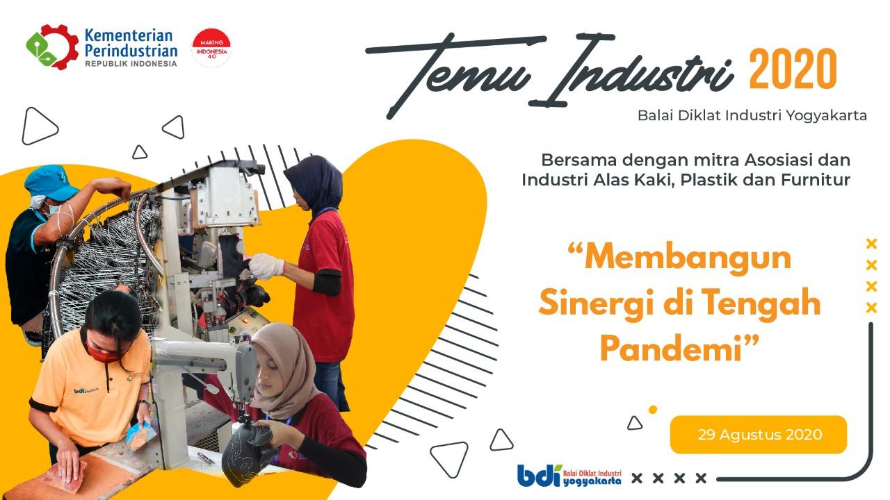 Temu Industri BDI Yogyakarta Tahun 2020