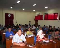Pelaksanaan Pelatihan dan Ujian Pengadaan Barang/Jasa Pemerintah
