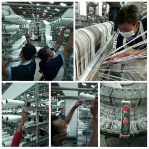 Diklat 3 In 1 Pengoperasian Mesin Looming Balai Diklat Industri Yogyakarta