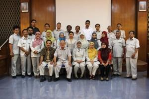 Perubahan Struktur Organisasi BDI Yogyakarta