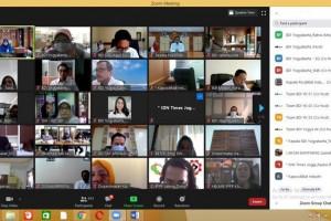 Siapkan Industri Menuju New Normal, BDI Yogyakarta Gelar Bimtek